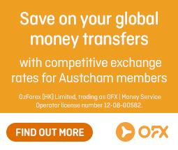 Homepage | AustCham Hongkong